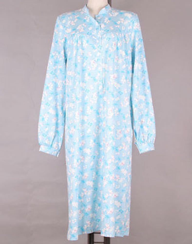 Night shirt calida Camicia da Notte Abito Notte abbottonatura