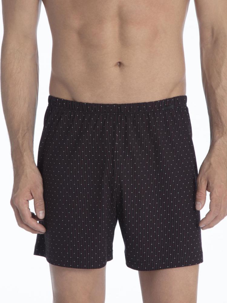 Calida Prints Pant short calzoncillos toda calzoncillo algodón single Jersey